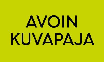 AVOIN KUVAPAJA