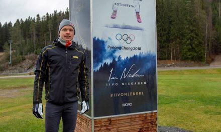 Olympiavoittaja Iivo Niskasen TOP 3 -liikuntapaikat Kuopiossa