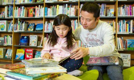Yhteisenä tavoitteena lukeva lapsi