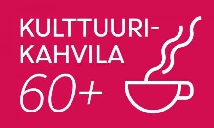 Kulttuurikahvila 60+