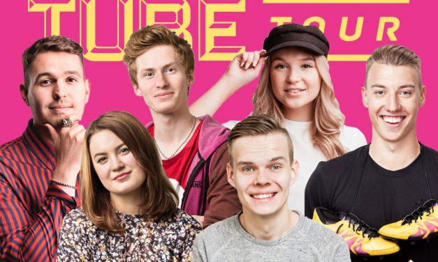 Tubetour 2019 Kuopioon!