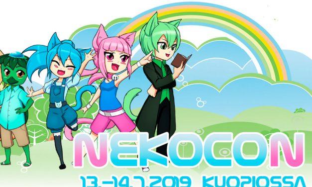 Nekocon tuo animeharrastajat Kuopion Musiikkikeskukseen