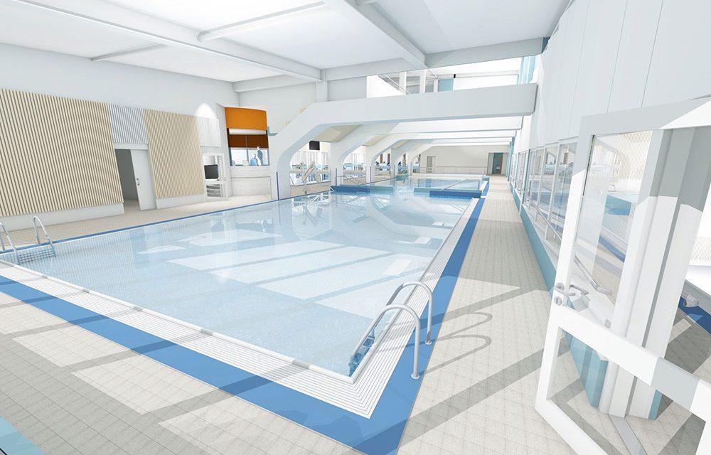Kuntolaakson uimahalli nyt ja tulevaisuudessa