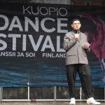 Jorma Uotinen toivottaa kaikki tervetulleiksi 50. Tanssii ja Soi -festivaalille 12.6.-18.6.