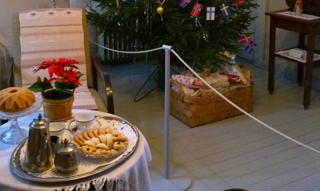 Korttelimuseon joulunäyttely 5.12.2019–5.1.2020
