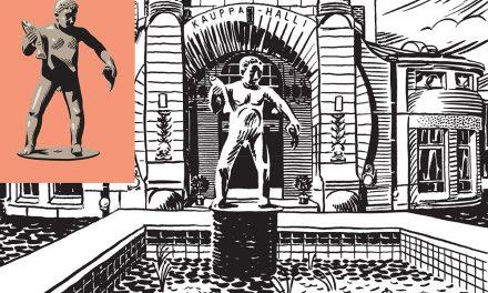 Kuopion patsaspeli