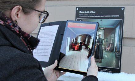 Lisätty todellisuus rikastaa museokävijän kokemusta