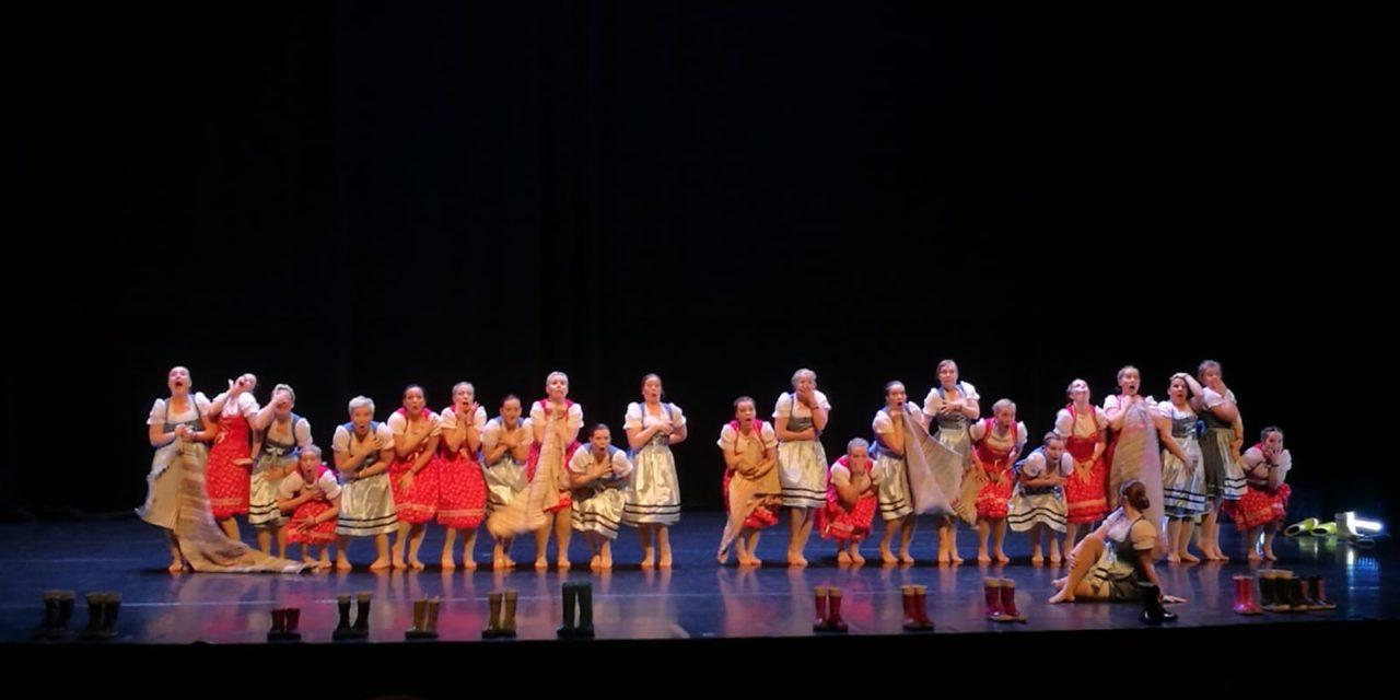 Kuopiossa tanssitaan ympäri vuoden