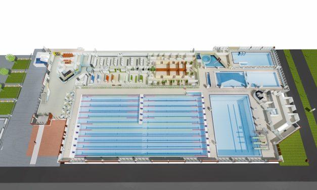 Kuopion uusi uimahalli avautuu loppukesästä