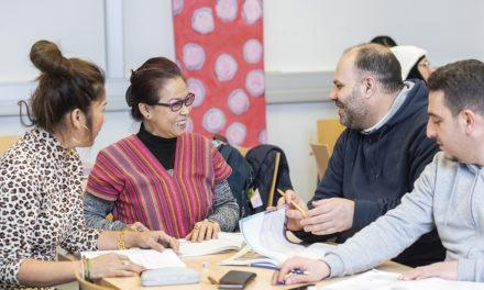 Kuopion kansalaisopisto vastasi haasteeseen kieltä opiskellaan nyt monimuotoisesti