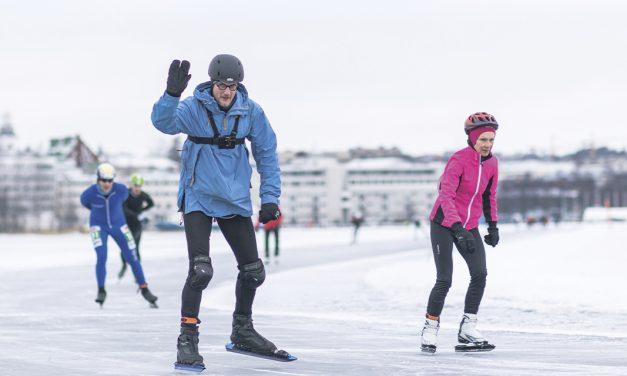 Finland Ice Marathon 26.–27.2.2021