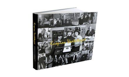 Kuopion Vaatettajat -kirja kertoo kuopiolaisesta vaatetusteollisuudesta