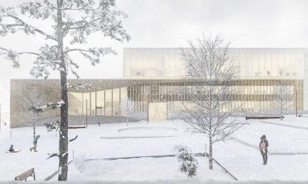 Lumit on osa Kuopion uutta soivaa ja sykkivää sydäntä