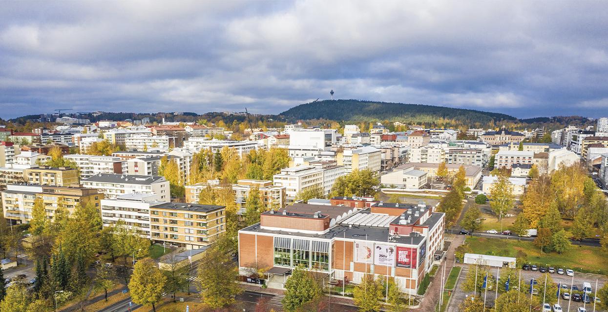 Musiikki näkyy ja kuuluu Kuopiossa