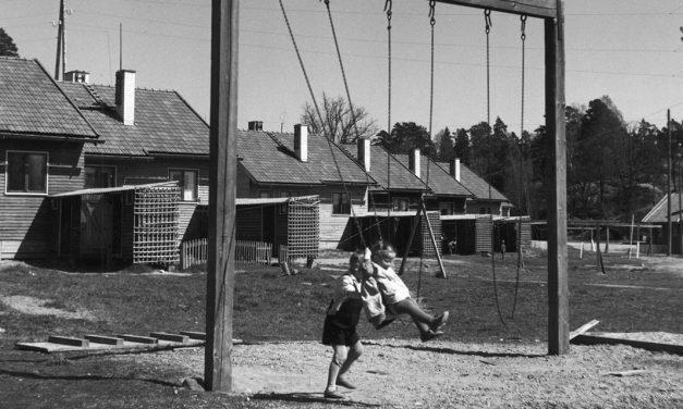 SUOMALAINEN RIVITALO 1900–1960  – Työväenasunnosta keskiluokan unelmaksi 30.3. – 24.10.2021
