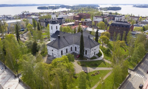 Kesäelämyksiä Kuopion kansallisessa kaupunkipuistossa
