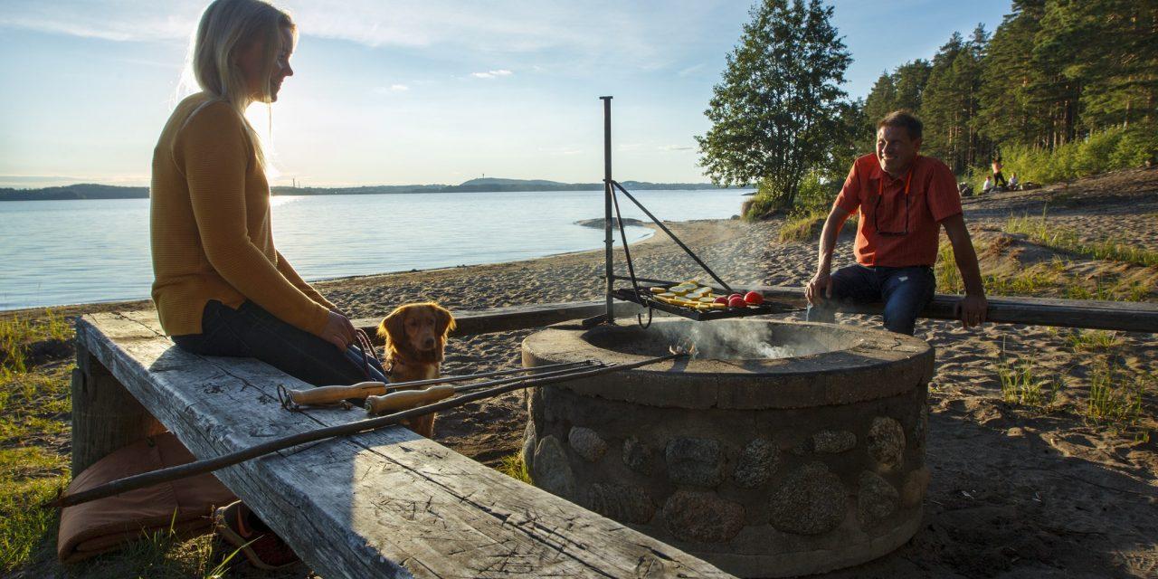 Nauti kesästä Kallavedellä – rantaudu ja retkeile saaristoluonnossa