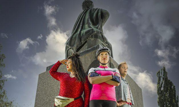 Kanttia kadulla -produktio dramatisoi Minna Canthin tarinoita nykypäivään